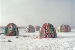 Antarctica, Studio Orta
