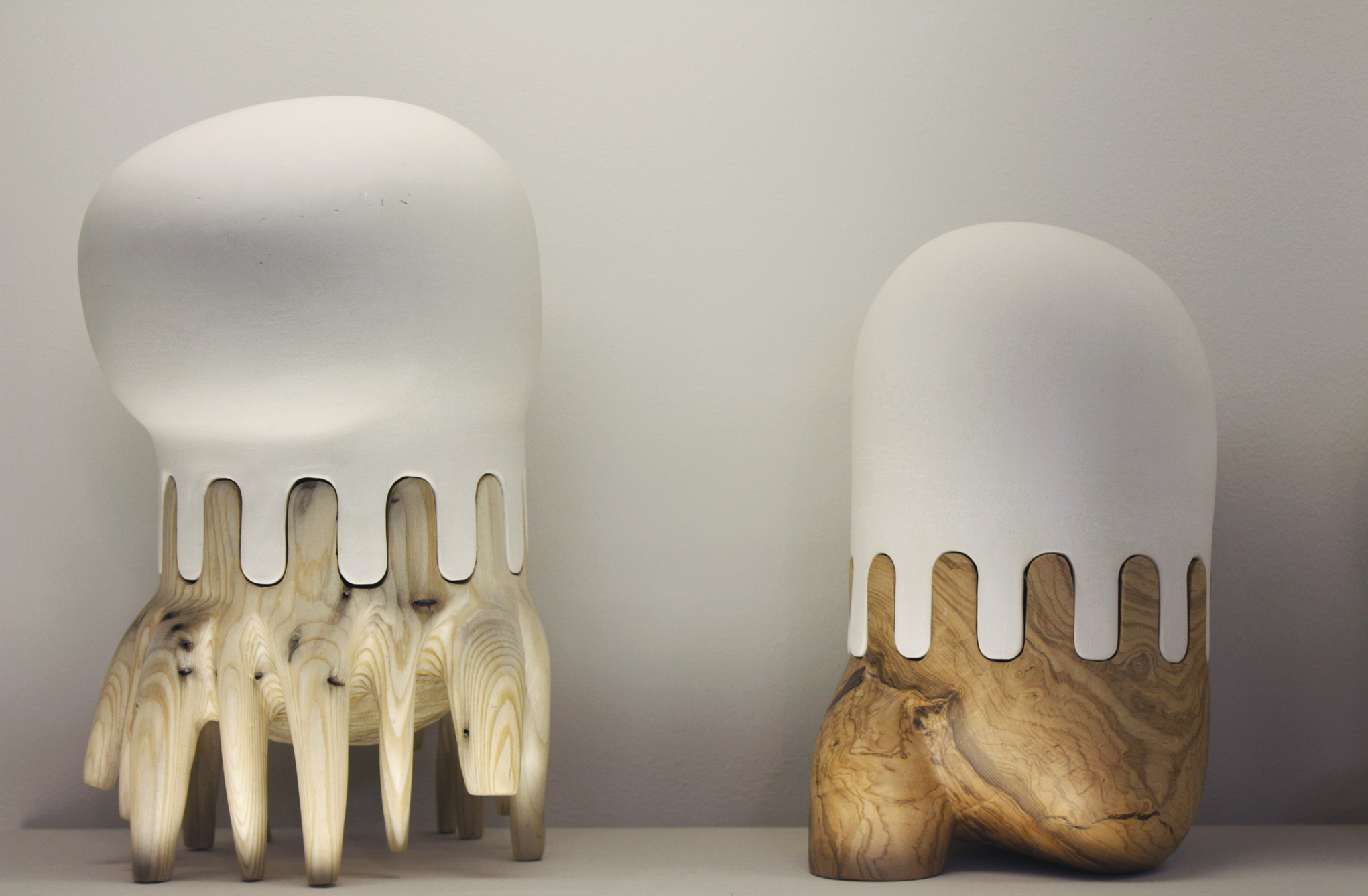 Objet design ceramique